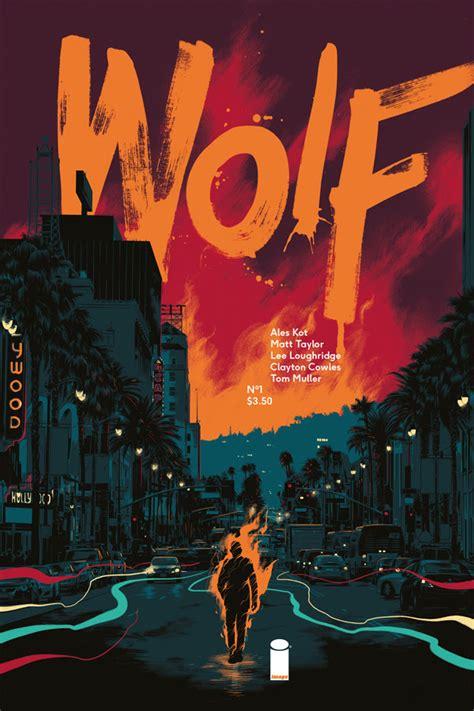 wolf  coming  july  image comics whatcha
