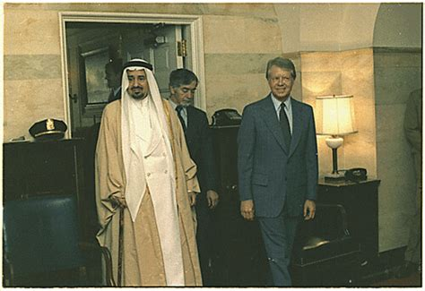 public domain jimmy carter  king khalid  saudi arab