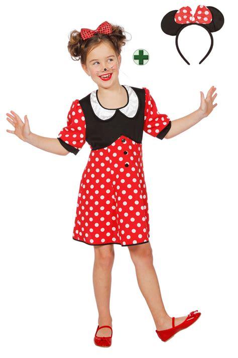 minnie maus karneval minnie mouse kost 252 m kinder minnie maus kost 252 m m 228 dchen kinder kost 252 m mit ohren kk ebay