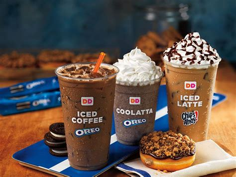 Dunkin' Donuts Introduces New Oreo® And Chips Ahoy Stumptown Coffee Roasters Ace Hotel Cafe Day Race Course Coimbatore Zomato Chennai Chocolate Warangal Franchise Quora Delhi Menu Tirunelveli