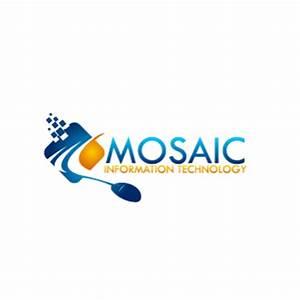 Logo Design Contests » Mosaic Information Technology Logo ...