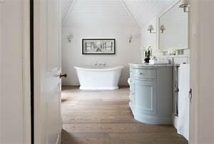 parquet flottant conseils et idees pour sol de salle de bain With sol en bois salle de bain