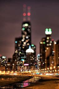 Chicago City Lights Tumblr