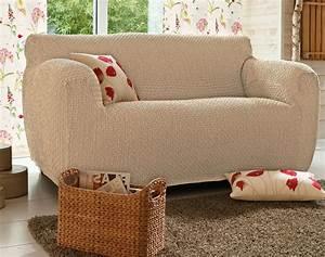 Housse pour canape cuir 2 places canape idees de for Canapé 3 places pour maison de décoration