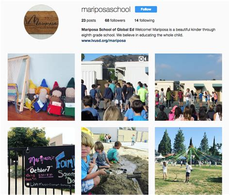 mariposa school global education homepage