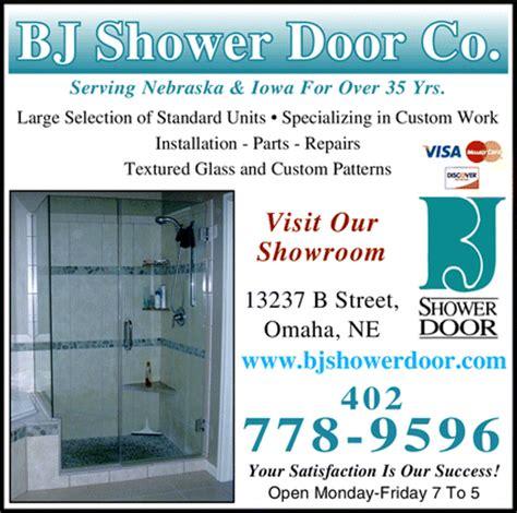 bj shower door bj shower door company of omaha omaha ne 68144 3609