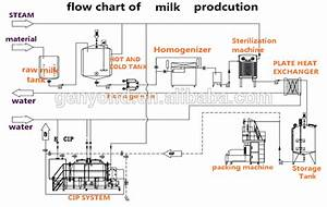 Dairy Products  Milk Processing Plant
