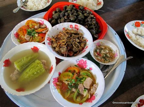 cambodian food what to expect from cuisine in cambodia