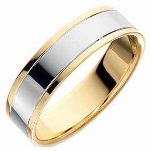 wedding rings from yellow and white gold ipunya With white gold and gold wedding rings