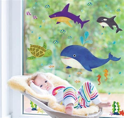 stickers animaux chambre b饕 stickers chambre d enfants astuces de décoration adorables pour les garçons