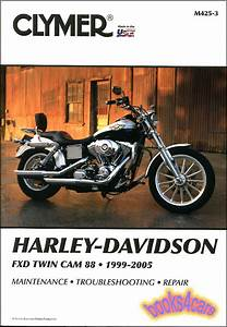 Shop Manual Harley Davidson Service Repair Book Clymer