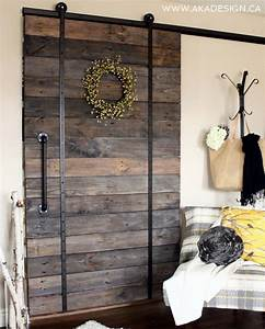 20 diy barn door tutorials With what kind of paint to use on kitchen cabinets for outdoor metal butterfly wall art