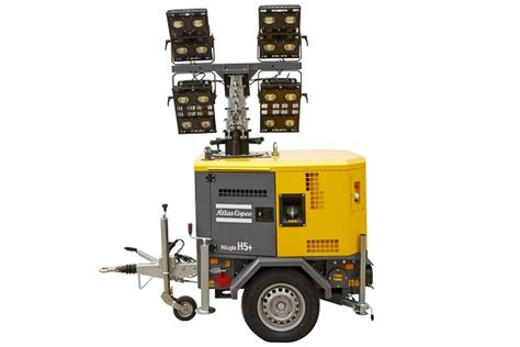 Light Tower For Sale by Lighting Tower For Sale Atlas Copco Light Towers