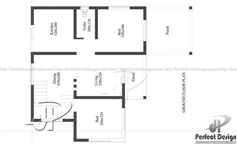 Single story home design – Kerala Home Design