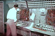 analog computer wikipedia