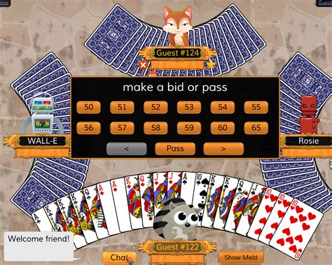 Deck Pinochle Tournament by World Of Card Cards Fanned Wider In Spades Hearts