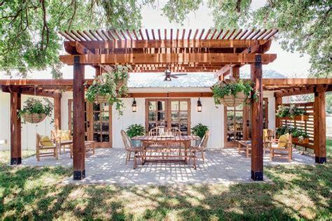 outdoor living dreamy pergola ideas   deck