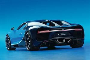 Bugatti Chiron (2017)   Авто фото