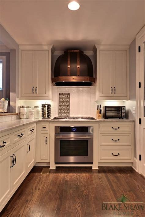 copper kitchen hood transitional kitchen blake shaw