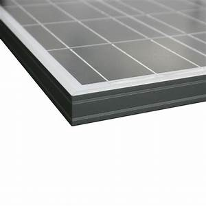 Solarzelle Für Gartenhaus : 100w solarpanel solarmodul solarzelle polykristallin ~ Lizthompson.info Haus und Dekorationen
