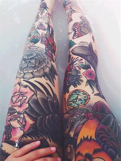 Tattooed Legs Tattoo Tattoos Bath Lush Inked