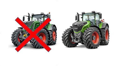 les tracteurs fendt changent de couleur verte