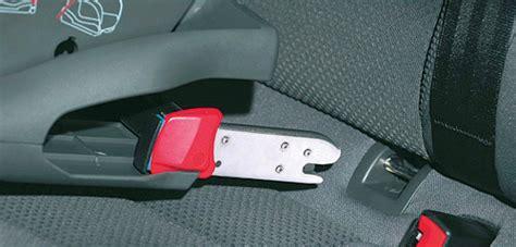 siege auto isofix occasion siège auto isofix vs ou ceintures de sécurité que