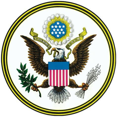 bureau president americain us army symbol clipart best