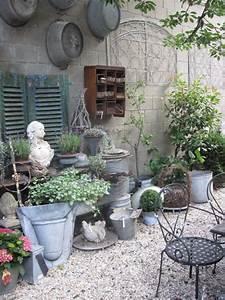 Gartenhaus Shabby Chic : 25 shabby chic style outdoor design ideas gardening that i love pinterest garten garten ~ Markanthonyermac.com Haus und Dekorationen