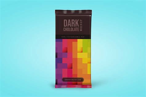 Here we present you a brand new chocolate bar packaging mockup psd file for your product branding project. Download This Chocolate Bar Mockup Free PSD - Designhooks