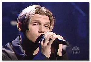 Image Gallery nick carter 1998