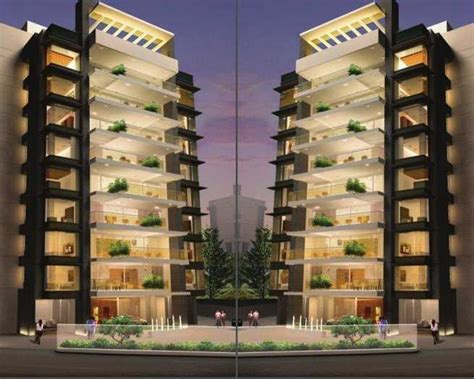Address Of Boat Club Pune by Panchshil The Address In Boat Club Road Pune Buy Sale