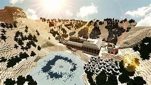 Minecraft Timelapse Ski Resort YouTube