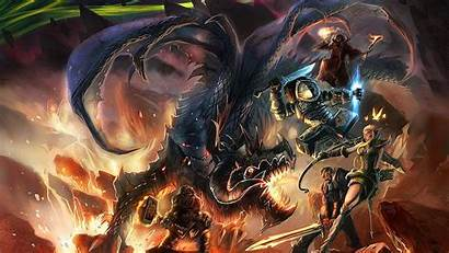 Warcraft 4k Wow Wallpapers Fan Dragons Fanart