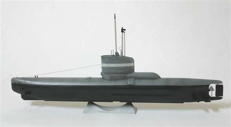 U Boat Type Xxiii by U Boat Type Xxiii Scale Model
