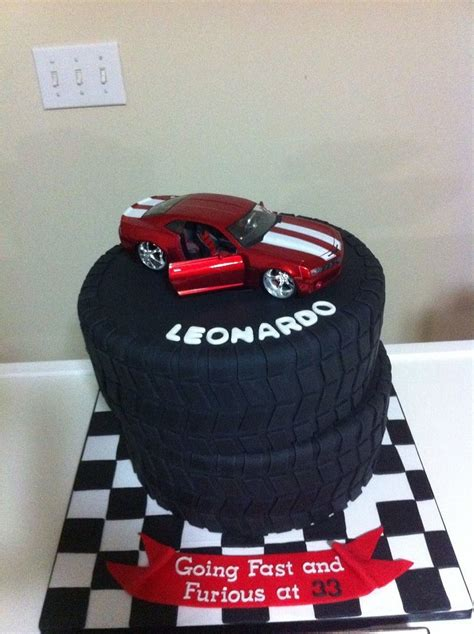 fast  furious cake google search partys