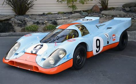 Gulf Porsche 917 For Sale For  Million Plus