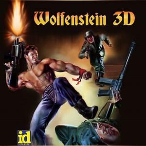 Wolfenstein 3D (1994) Acorn 32-bit box cover art - MobyGames