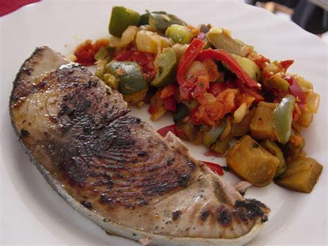 recette de cuisine a la plancha thon mariné à l orientale à la plancha ma p 39 tite cuisine