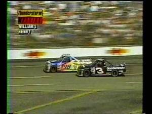 Closest Finish In Nascar Truck Series History? - YouTube