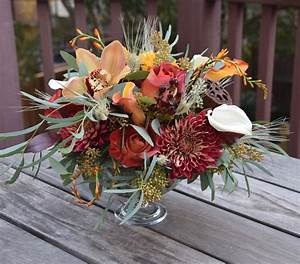 Thanksgiving, Centerpiece, Handcrafted, By, Fleurelity