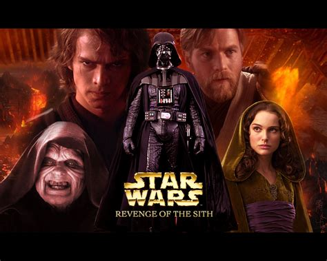 star wars revenge   sith wallpapers gallery