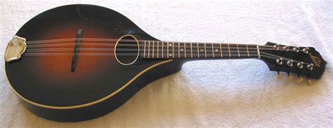 Vintage Guitars, SWEDEN - 1958 Levin Model 53 Mandolin.