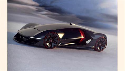 mira como lucira el ferrari manifesto el auto del futuro