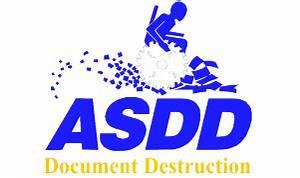 Homepage asdd document destruction for Asdd document destruction