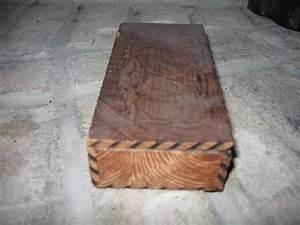 Antique, Rectangular, Wooden, Keepsake, Box, Item, 236, For, Sale