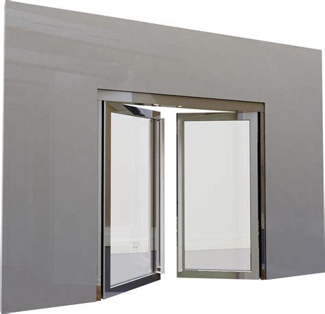 cad and bim object porte vitree ei60 neo 2 vantaux simple ou va et vient boullet