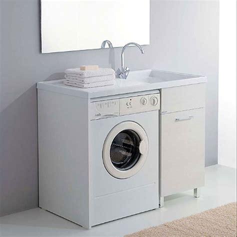 lavatoio porta lavatrice mobile lavatrice lavatoio in acrilico e mobile 106x60 medusa