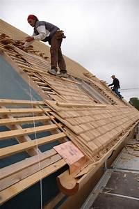 Pose De Shingle : pose toiture j cherence ~ Melissatoandfro.com Idées de Décoration