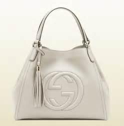 White Gucci Purses and Handbags